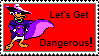 Let's Get Dangerous by Akhrrana