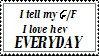 love GF everyday by Akhrrana