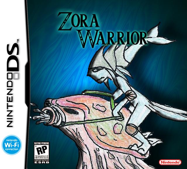 Zora Warrior for DS by Akhrrana