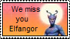 We miss you Elfangor by Akhrrana
