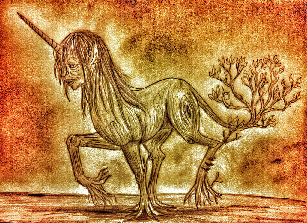 Foresta the guardian of the woods by Akhrrana