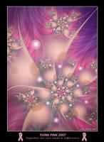 Think Pink Together by Velvet--Glove