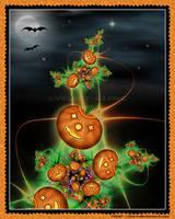 Halloween Night by Velvet--Glove