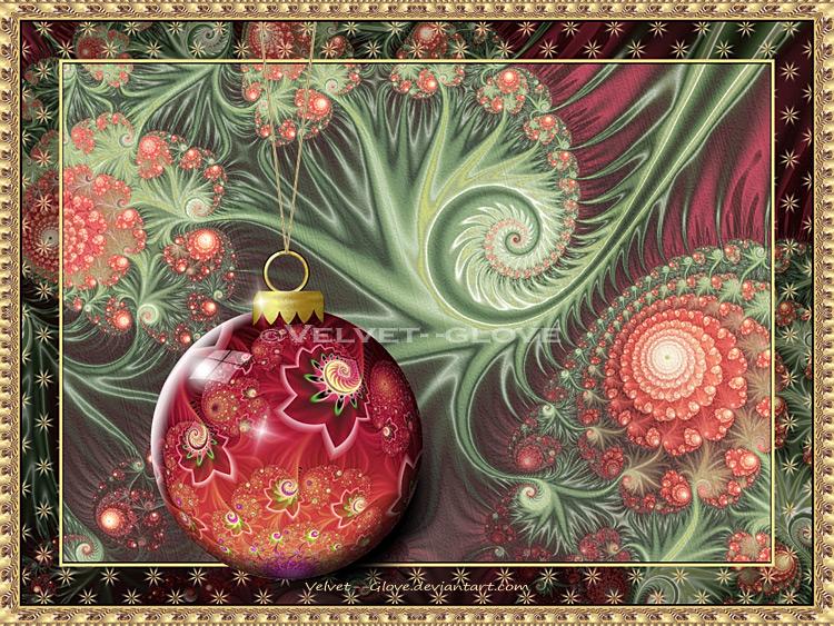 Victorian Christmas by Velvet--Glove
