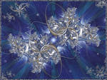 New Year Celebration by Velvet--Glove