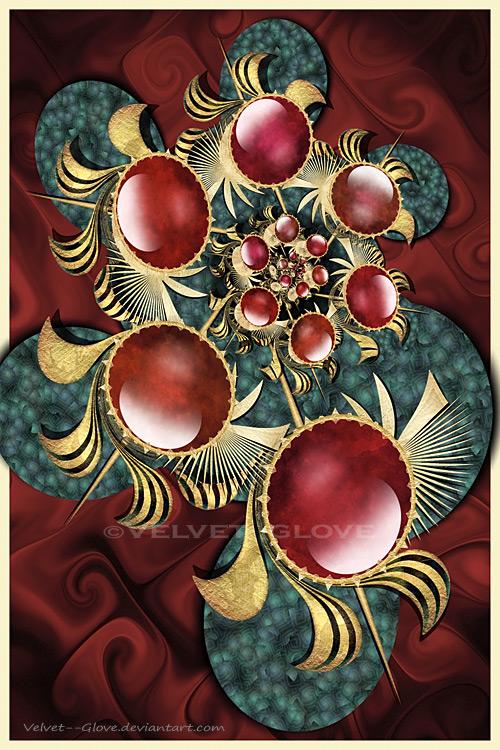 Boudica's Blood by Velvet--Glove