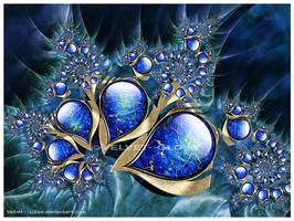 Lapis lazuli by Velvet--Glove