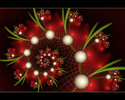 Christmas Marbles