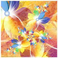 Tropical Burst by Velvet--Glove