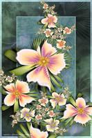 Riverside Flora by Velvet--Glove