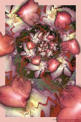 Bleeding Hearts by Velvet--Glove