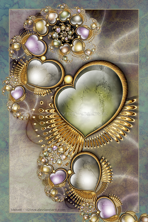 Mineral Wealth by Velvet--Glove