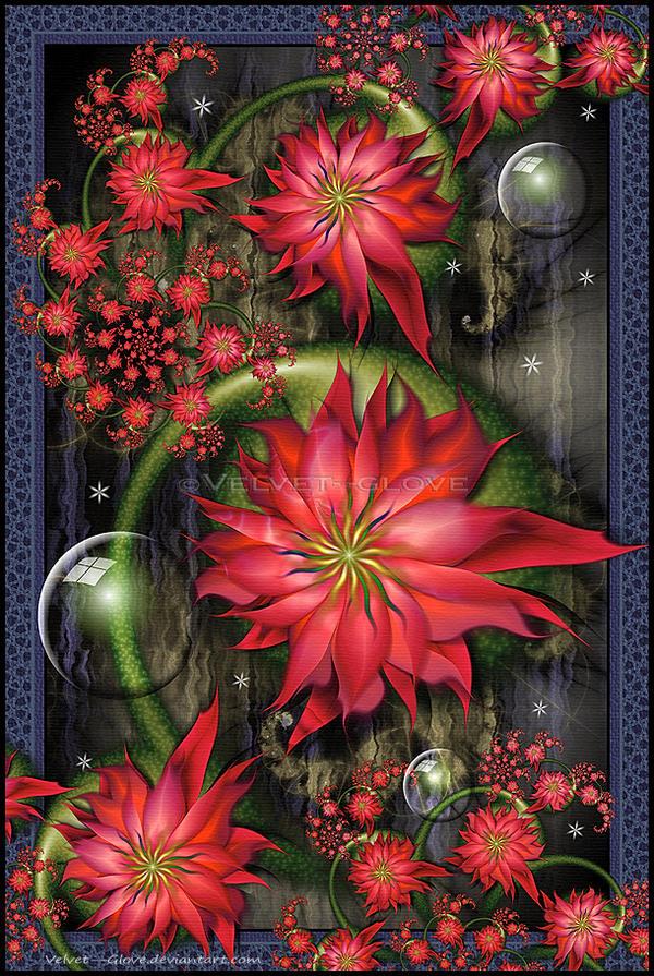 Midwinter Festivity by Velvet--Glove