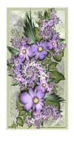 Spiralling Violets