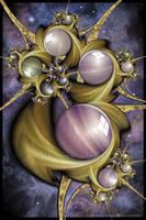 Jovian Marbles by Velvet--Glove