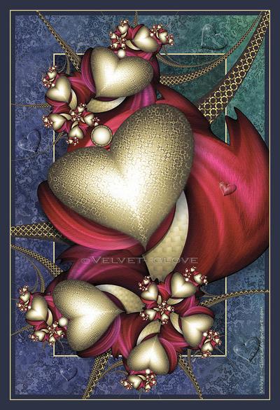 Heart of Gold by Velvet--Glove