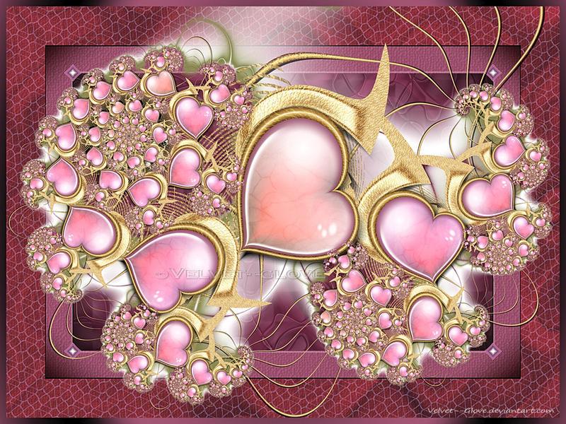 Precious Love by Velvet--Glove