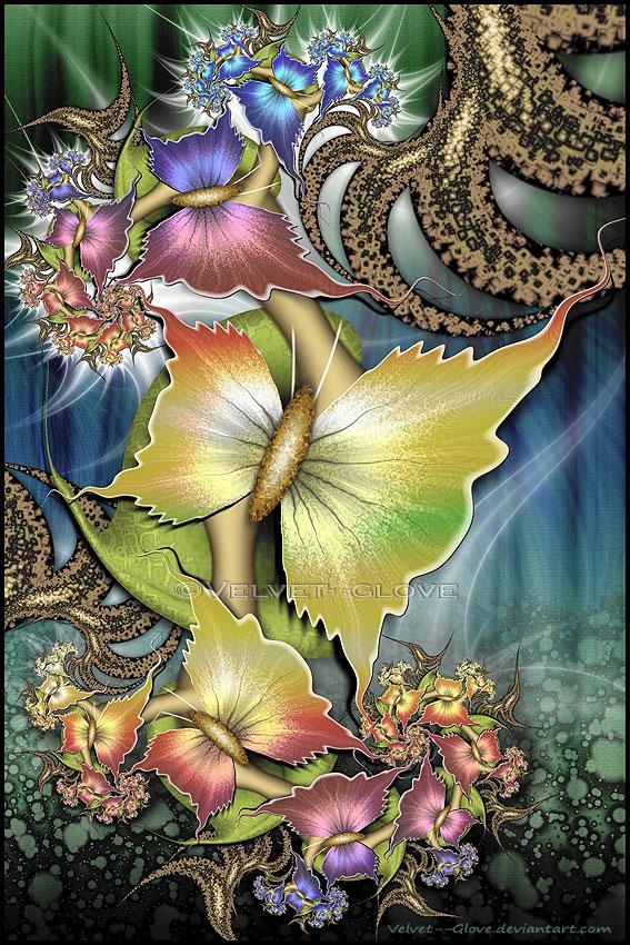 Natural Wonder by Velvet--Glove