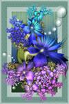Iridescent Blooms