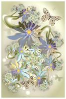 Butterfly Sanctuary by Velvet--Glove