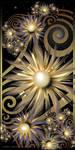 Life in a Spiral Galaxy by Velvet--Glove