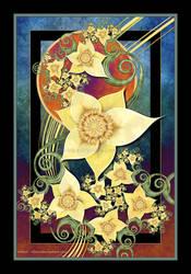 A Host of Golden Daffodils by Velvet--Glove
