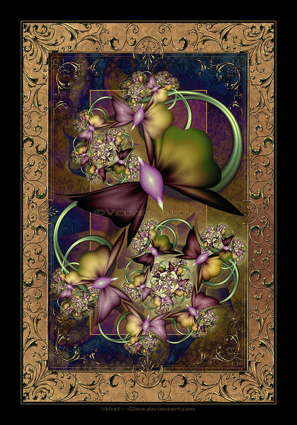 Victoriana by Velvet--Glove