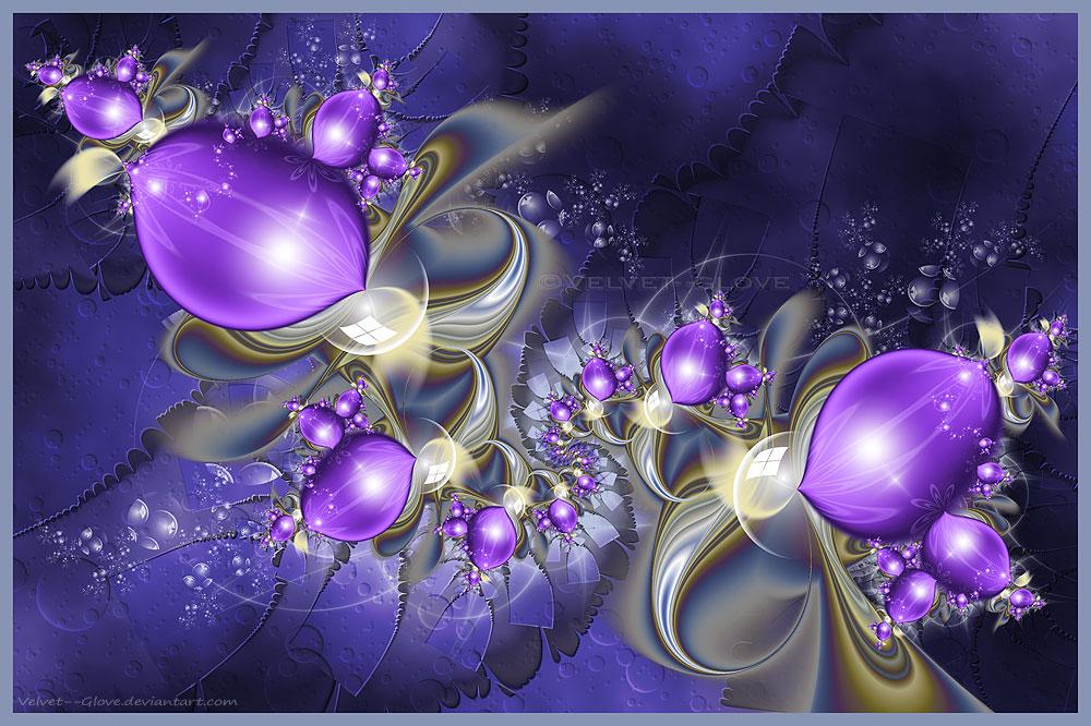 Bubblicious by Velvet--Glove