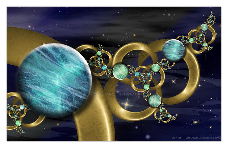 Planetary Chain (remastered) by Velvet--Glove