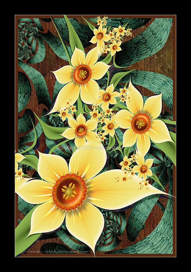 Herald of Spring by Velvet--Glove