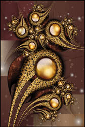 Leopard Jewel by Velvet--Glove