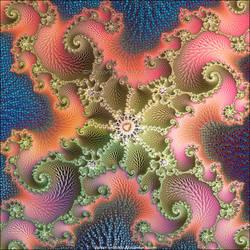 Coral Reef by Velvet--Glove