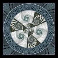 Celtic Mandala by Velvet--Glove