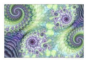 Summer Unfurling by Velvet--Glove
