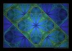 014 - Blue Garden