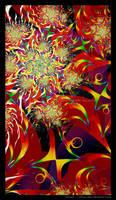 Rainbow Pyrotechnics