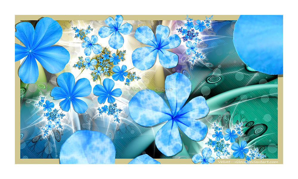 Blues for Gigi by Velvet--Glove