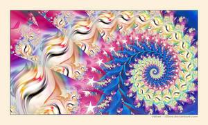 Naru Wheel On Fire by Velvet--Glove