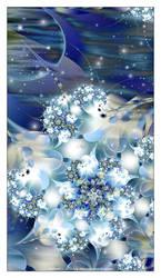 Shower of Stars by Velvet--Glove