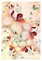 Peach Blush by Velvet--Glove