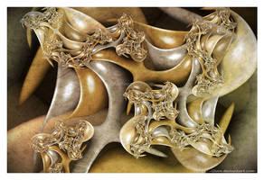 Marbled Bicorn by Velvet--Glove