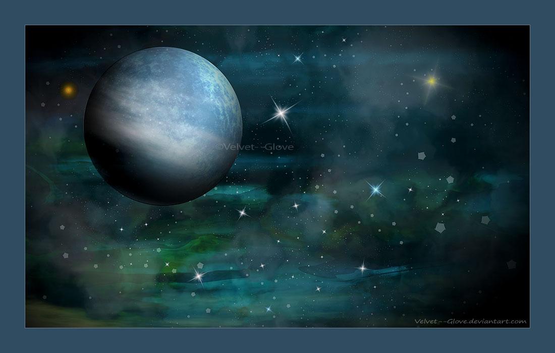 Neptune and Beyond by Velvet--Glove