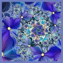Sea of Pearls by Velvet--Glove