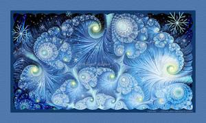 A Winter's Night by Velvet--Glove