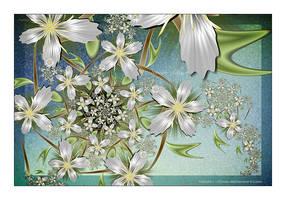 <b>Argentium Bouquet</b><br><i>Velvet--Glove</i>