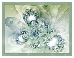 <b>Snowfall</b><br><i>Velvet--Glove</i>