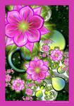 Fractus Rosa by Velvet--Glove