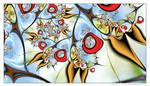 HalleyNova Abstraction by Velvet--Glove