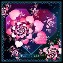Valentine for Friends - 2021