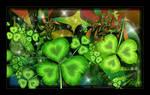 Down Among The Shamrocks by Velvet--Glove
